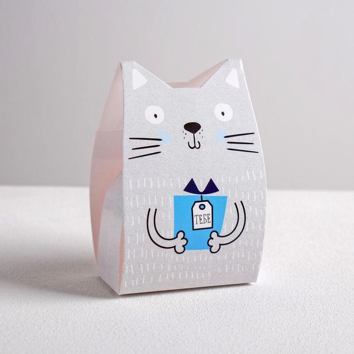 Бонбоньерка «Тебе подарочек», 6 × 10 × 3 см