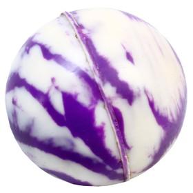 Мяч каучуковый «Перелив», 2,5 см, цвета МИКС Ош