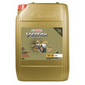Масло моторное Castrol Vecton Fuel Saver 5W-30 E6/E9, 20 л