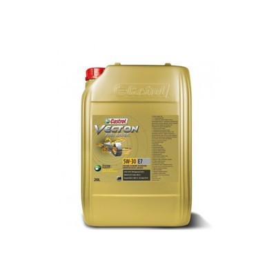 Масло моторное Castrol Vecton Fuel Saver 5W-30 E7, 20 л