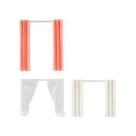 Игровой набор аксессуаров для кукольного домика «Три вида штор»