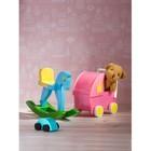 Игровой набор аксессуаров для кукольного домика Смоланд «Игрушки для детской» - Фото 3