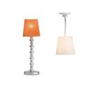 Освещение для кукольного домика «Торшер и лампа с абажурами» - Фото 2