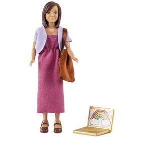 Набор кукол для домика «Мама», с аксессуарами