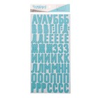 Чипборд‒алфавит на клеевой основе «Сказки перед сном», 14 × 27.5 см