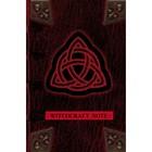 Зачарованный блокнот для записей и скетчей Witchcraft Note, твёрдая обложка, 96 листов