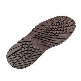 Подошва Walkbase, толщина 6,5, размер 10, коричневая Ош