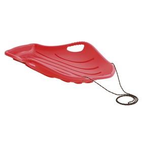 Ледянка Prosperplast BIG red, цвет красный
