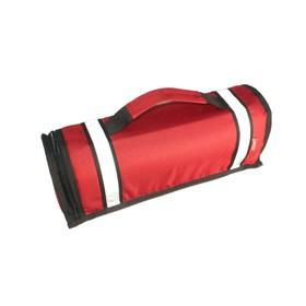 Чехол для автомобильного огнетушителя 420х140х140 мм, оксфорд 600, красный Ош