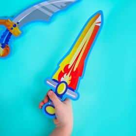 Игрушка для купания ─ меч №3
