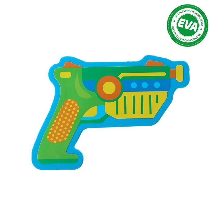 Игрушка для игры в ванной из EVA Пистолет 2