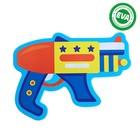 Игрушка для игры в ванной из EVA «Пистолет №3»