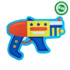 Игрушка для купания ─ пистолет №3