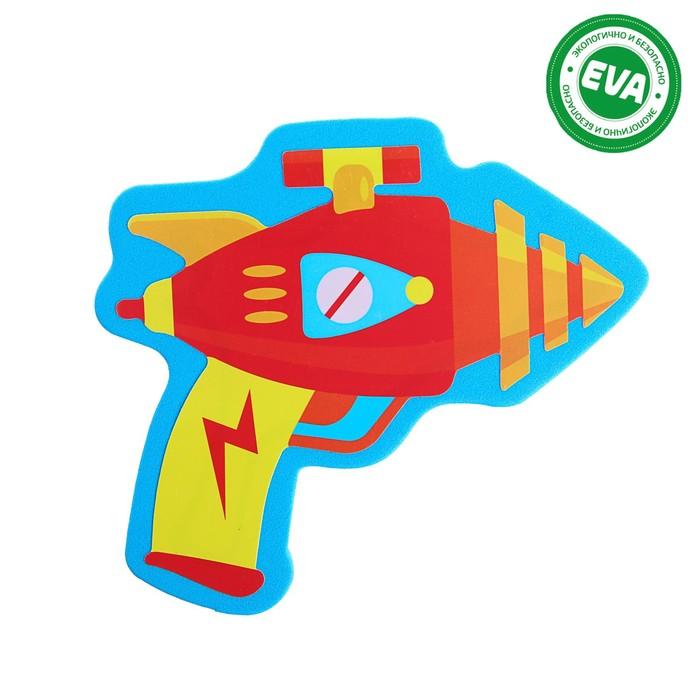Игрушка для игры в ванной из EVA Пистолет 4