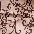 Комплект постельного белья 1,5сп Ночь Нежна Арабика 145х215см, 150х214см, 70х70 см 2шт, бязь - Фото 5