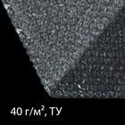 Плёнка воздушно-пузырьковая, толщина 40 мкм, 0,5 × 5 м, двухслойная