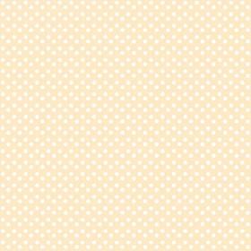 Обои бумажные Саратов Ф551-02 'Снежок' фон горошек бежевый, 0,53x10 м Ош