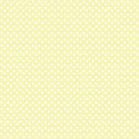 Обои бумажные Саратов Ф551-05 'Снежок' фон горошек желтый, 0,53x10 м Ош