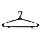 Вешалка для одежды, размер 48-50, цвет чёрный