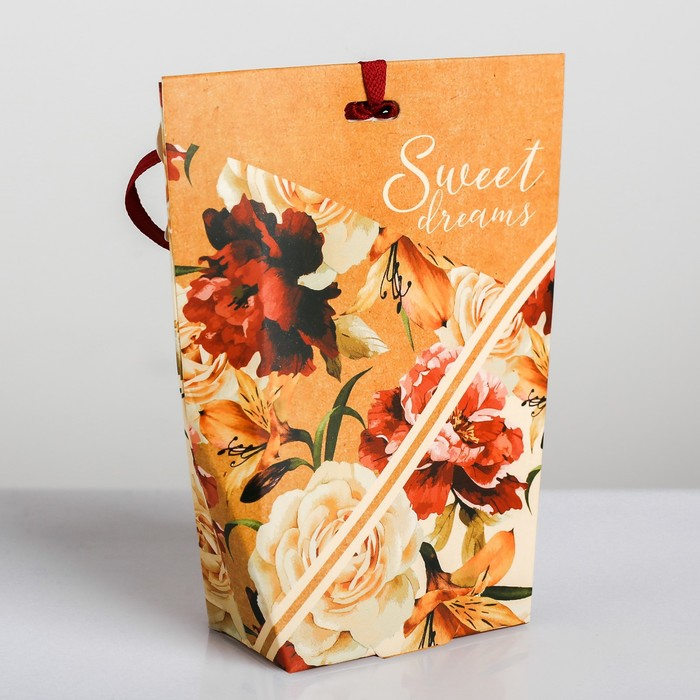Бонбоньерка Sweet dreams, 8 × 10 × 3 см