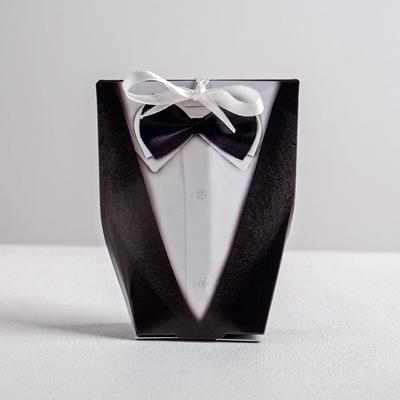 Бонбоньерка «Для него», 8 × 10 × 3 см - Фото 1