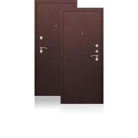 Сейф-дверь ARGUS «ДА-9», 970 × 2050 мм, левая, цвет антик медь