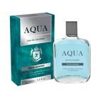 Одеколон Eau De Cologne Aqua, 100 мл