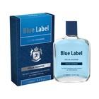 Одеколон Eau De Cologne Blue Label, 100 мл (без спрея)