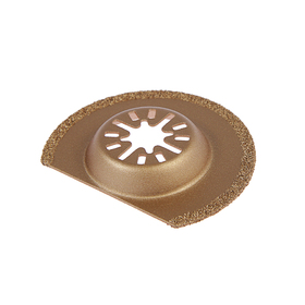 Насадка для МФИ TUNDRA по камню, DiA, диаметр 63 мм