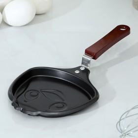 Сковорода Доляна «Пингвин», d=13,5 см, антипригарное покрытие