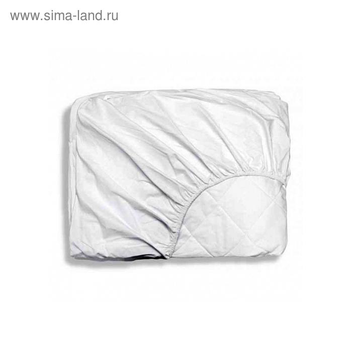Наматрасник Accanto натяжной, размер 50 × 90 см, цвет белый