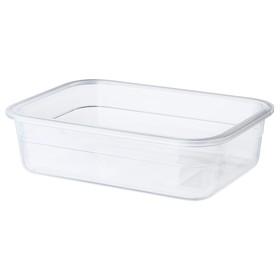 Контейнер для продуктов ИКЕА 365, 1 л, пластик