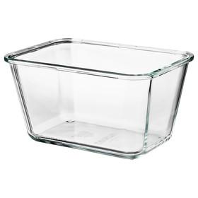 Контейнер для продуктов ИКЕА 365, 1,8 л, стекло