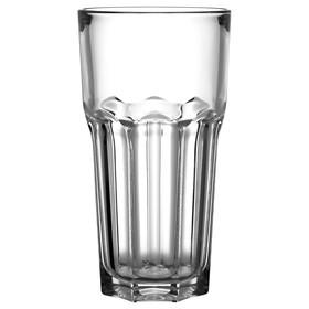 Стакан ПОКАЛ, 650 мл, прозрачное стекло
