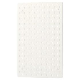 Настенная панель СКОДИС, 36x56 см, белый Ош