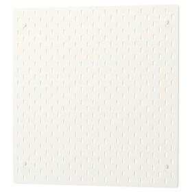 Настенная панель СКОДИС, 56x56 см, белый Ош