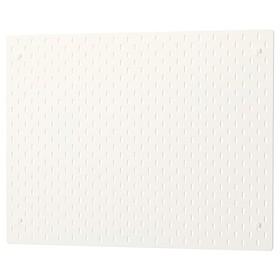 Настенная панель СКОДИС, 76x56 см, белый Ош