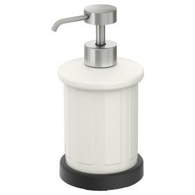 Дозатор для жидкого мыла ТОФТАН, белый Ош