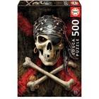 Пазл «Пиратский череп», 500 деталей