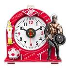 Игрушка 3D пазл «Часы Спартак»