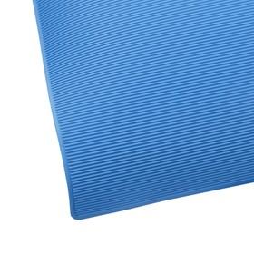 Обтяжка каблучная полиуретановая Line, 320 × 280 × 1,2 мм, синий Ош