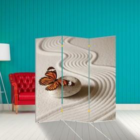 Ширма 'Бабочка. декор 3', 160 × 150 см Ош