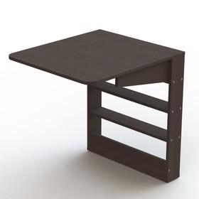 Стол «Томик 2», ЛДСП, цвет венге Ош