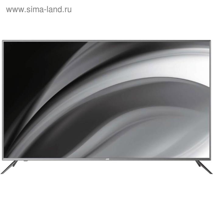 "Телевизор JVC LT-55M780, 55"", 3840x2160, DVB-T2, DVB-C, 3xHDMI, 2xUSB, SmartTV, черный"