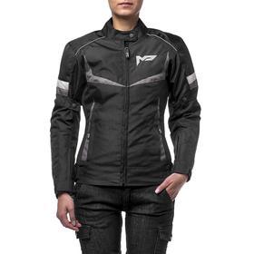 Куртка женская ASTRA черно-серая, XL Ош