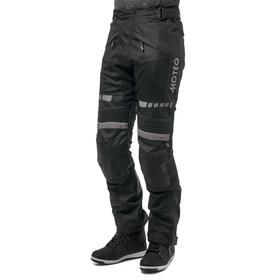 Штаны мотоциклетные AIRFLOW, чёрный, 3XL Ош
