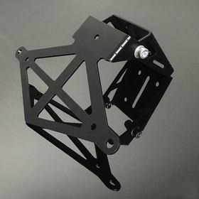Рамка для крепления номера мотоцикла, складная, металлическая Ош