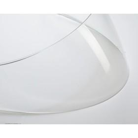 Прозрачное стекло на шлем IXS HX207