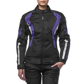 Куртка женская Roxy фиолетовая, L Ош
