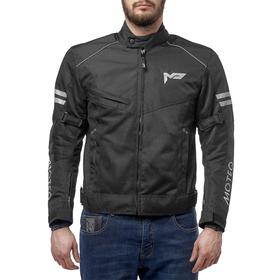 Куртка текстильная AIRFLOW черная, 3XL Ош
